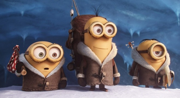 Mimoni HD (movie) / Minions (2015)